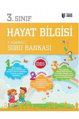 İdes 3. Sınıf Hayat Bilgisi Soru Bankası