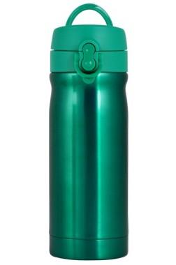 Trendix Çelik İçli Matara 350 Ml Neon Yeşil