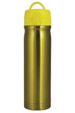 Trendix Çelik İçli Matara 500 Ml Neon Sarı