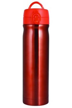 Trendix Çelik İçli Matara 500 Ml Neon Turuncu