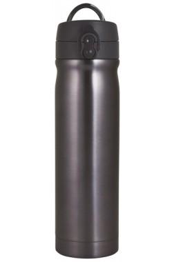 Trendix Çelik İçli Matara 500 Ml Koyu Gri