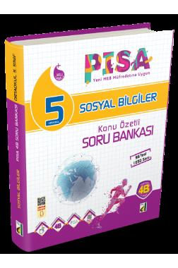 5.Sınıf Pisa Sosyal Bilgiler Soru Bankası
