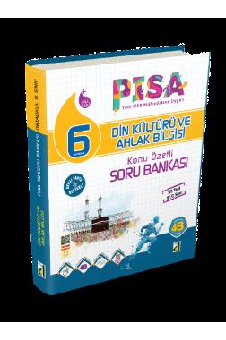 6.Sınıf Dinkültürü Soru Bankası Pisa 2019