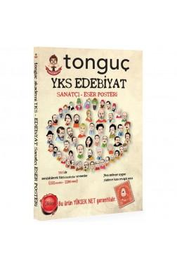Tonguç YKS - Ayt Edebiyat Sanatçı Eser Posteri