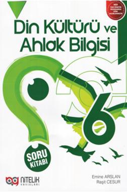 6.Sınıf Din Kültürü Ahlak Bilgisi Soru Bankası