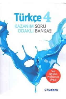 Türkçe 4 Kazanım Odaklı Soru Bankası