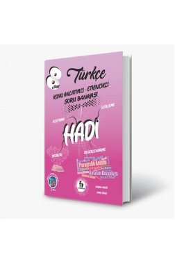 8.Sınıf Hadi Türkçe Konu Anlatımı
