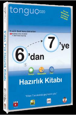 Tonguç 6 dan 7 ye Hazırlık Kitabı
