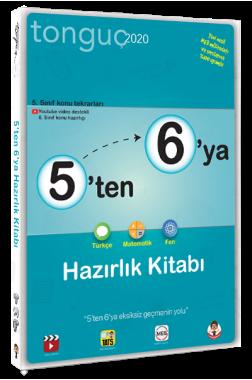 Tonguç 5 ten 6 ya Hazırlık Kitabı