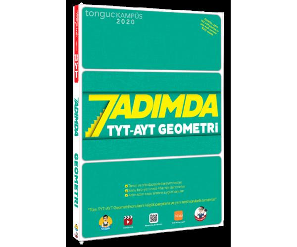 7 Adımda TYT AYT Geometri Soru Bankası