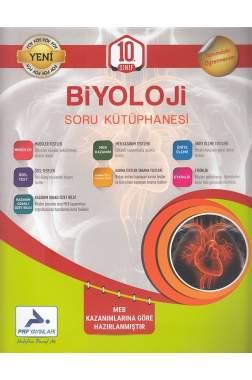 10. Sınıf Biyoloji Soru Kütüphanesi Prf