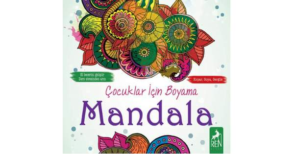 Mandala 5 6 Yas 9786059220378 Bahcesehir Yayinlari Yeni