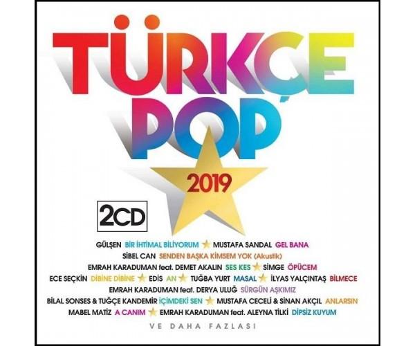 CD TÜRKÇE POP