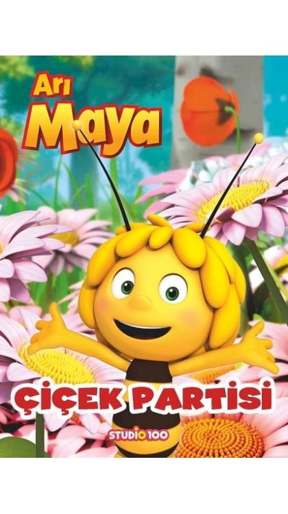 Ari Maya Cicek Partisi 9786050955071 Dogan Egmont Yeni