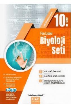 10.Sınıf Fen Lisesi Biyoloji Seti