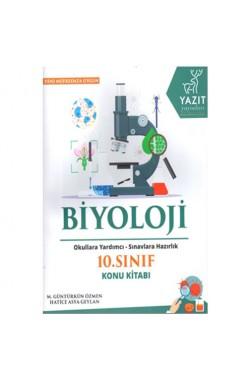 Yazıt 11.Sınıf Biyoloji Konu Kitabı