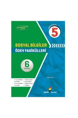 5.Sınıf Sosyal Bilgiler Ödev Fasikülleri 6 Fasikül