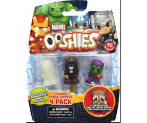 Fc Ooshıes Marvel 4 Lü Paket