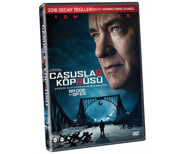 DVD CASUSLAR KÖPRÜSÜ / BRIDGE OF SPIES