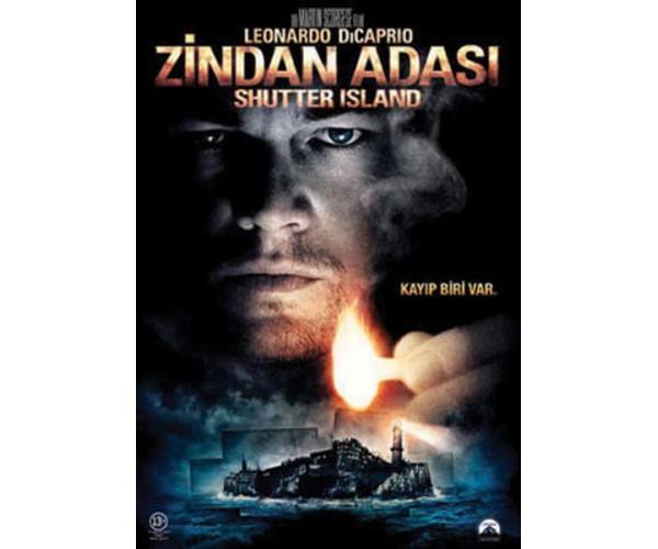 DVD ZINDAN ADASI - SHUTTER ISLAND