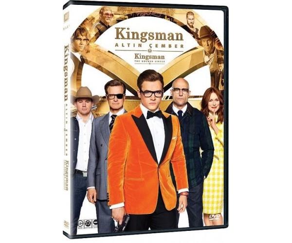 DVD KINSSMAN ALTIN ÇEMBER / HINSSMAN GOL