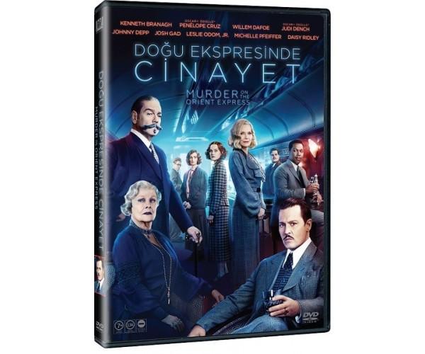 DVD DOGU EKSPRESINDE CINAYET / MURDER ON