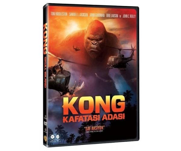 Dvd Kong: Kafatası Adası