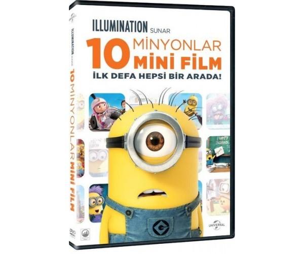 DVD MINYONLAR/10 MINI FILM