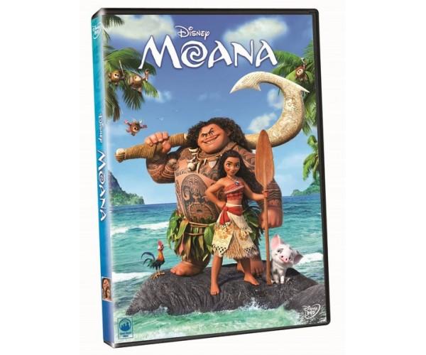 DVD MOANA