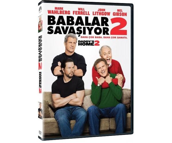 DVD BABALAR SAVASIYOR 2 / DADDY S HOME 2