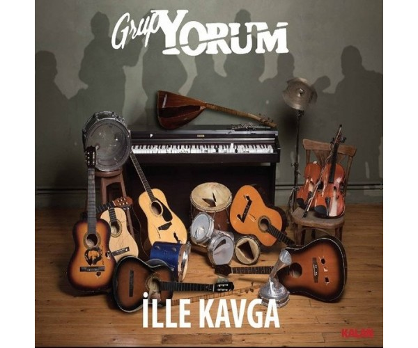 CD GRUP YORUM - ILLE KAVGA