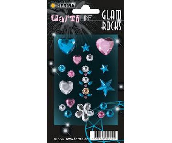 Herma Glamrocks Etıket Karışık