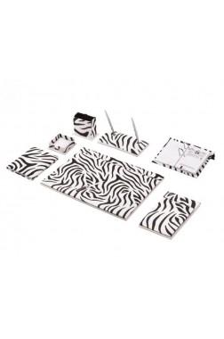 7603 Zebra 10 Parça Sümen Takımı