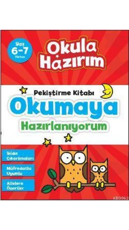 6 7 Yas Turkce Pekistirme Kitabi Okumaya Hazirlani 9786050911008
