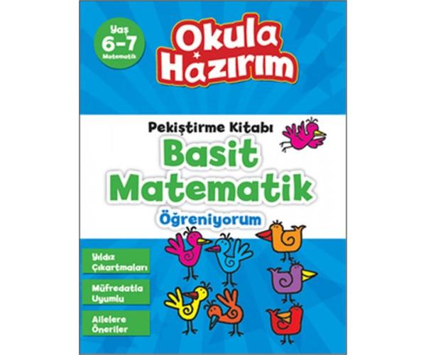6 7 Yas Matematik Pekistirme Kitabi Basit Matemati 9786050911077