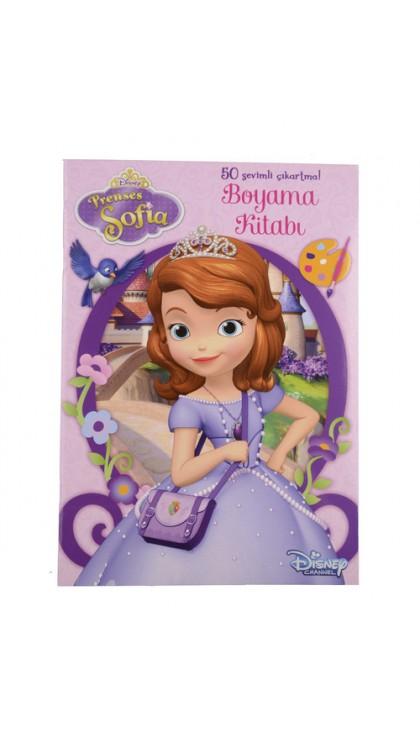 Disney Prenses Sofia Cikartmali Boyama Kitabi 9786050916614