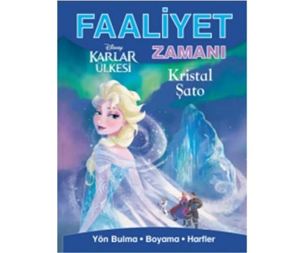 Faaliyet Zamani Karlar Ulkesi Kristal Sato 9786050919158 Dogan