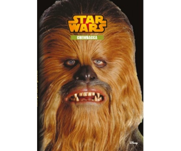 Disney Starwars Chewbacca Boyama Ve Faaliyet Kit 9786050929188