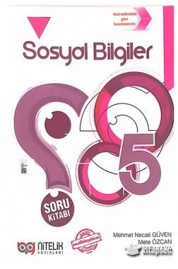 Nitelik 5.Sınıf Sosyal Bilgiler Soru Kitabı