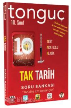 Tonguç 10.Sınıf Tarih Soru Bankası